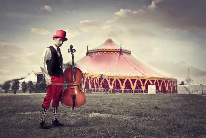 Музыка цирк